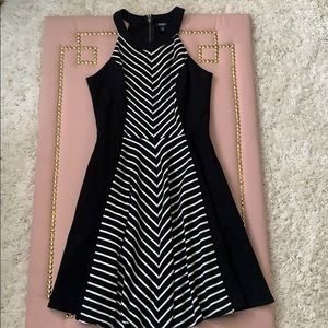 XOXO Fit and Flare Dress